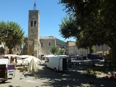 Ancienne église -  Saint-Jean-du-Gard.