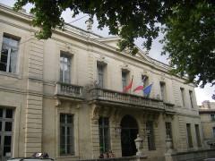 Hôtel de ville -  Uzès - Town Hall