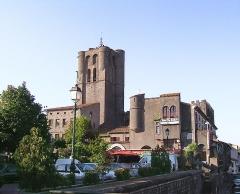 Ancienne cathédrale Saint-Etienne - Deutsch: Die Kathedrale von Agde
