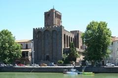 Ancienne cathédrale Saint-Etienne - Cathédrale Saint-Étienne, Agde (Hérault, France)