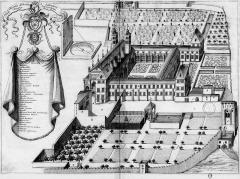 Eglise paroissiale Saint-Sauveur, ancienne abbatiale - French archaeologist and historian