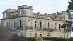 Ancien château - English: Assas (Herault, France), Assas Castle.