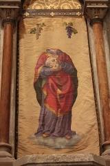 Ancienne abbaye Saint-Aphrodise - Français:   Intérieur de la Basilique Saint-Aphrodise de Béziers: Saint-Aphrodise