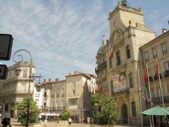 Hôtel de ville - English: Town hall of Béziers, France.