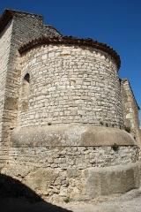 Eglise Saint-Nazaire et Saint-Celse - Français:   France - Hérault - Église Saint-Nazaire-et-Saint-Celse de Buzignargues