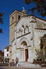 Eglise Saint-Jacques -  vue générale de l'église