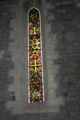 Eglise Saint-Paul - Français:   Frontignan (Hérault) - Église Saint-Paul - fenêtre nord 3.