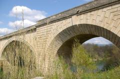 Pont sur l'Hérault -  Gignac Bridge, Gignac, France