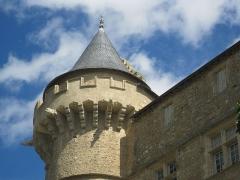 Domaine - Français:   Château de Margon - Tour Nord