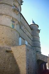 Domaine - Français:   Château de Margon, Margon, Hérault, France.