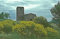Ruines de l'ancienne église Saint-Pierre -  Église Saint-Pierre de Mérifons