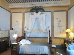 Domaine du château de Flaugergue -  Bedroom, Ch Flaugergues