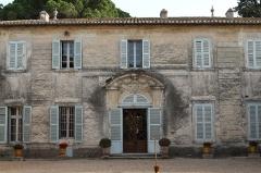 Château de la Mogère - English: Château de la Mogère (Hérault, France)