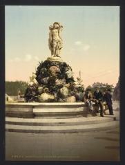 Fontaine des Trois Grâces -