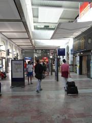 Gare -  Der Hauptbahnhof von Montpellier