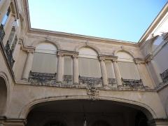 Ancien hôtel de Ganges - Català: Antic Hôtel de Ganges (Montpeller)