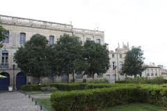 Hôtel de Cambacérès-Murles -  Montpellier, France