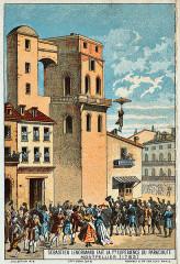 Ancien observatoire dit Tour de la Babotte -