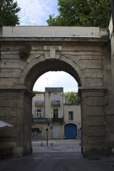 Porte de la Blanquerie -  Montpellier, France