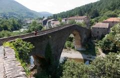 Pont du Diable -  Pont du Diable (Olargues)