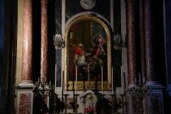 Collégiale Saint-Jean - Deutsch: Innenansicht der Kirche St-Jean in Pézenas