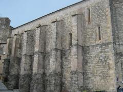 Eglise Notre-Dame de la Pitié de Boussagues - Français:   église paroissiale notre dame de la pitié