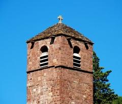 Eglise Sainte-Julie et Saint-Cyr de Saint-Xist - Français:   France - Languedoc - Hérault - La Tour-sur-Orb - Église Saint-Cyr et Sainte-Julite de Saint-Xist