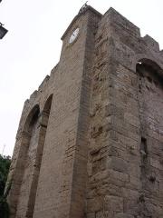 Eglise Sainte-Léocadie - Français:   Église de Vic-la-Gardiole (Hérault)