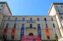 Ancien couvent des Ursulines, anciennes prisons (ex-Caserne Grossetti) -  Agora