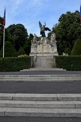 Jardin du Plateau des Poètes - Monument aux Morts - Plateau des poètes - Béziers