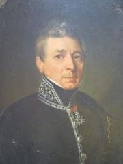 Château du Champ - Français:   Jules Joseph de Chapelain, sous-préfet de Marvejols sous la Restauration