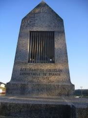 Monument commémoratif de Duguesclin -  Mausolée du Connétable