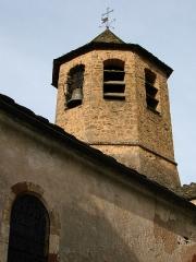 Eglise Saint-Pierre Saint-Paul - Français:   L\'église d\'Ispagnac.