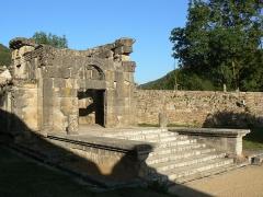 Monument dit Le Tombeau romain -  Mausolée romain de la commune de Lanuéjols en Lozère