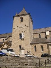 Eglise paroissiale Notre-Dame-de-la-Carce -  Marvejols - Notre-Dame de la Carce