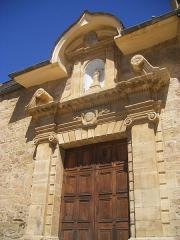 Eglise paroissiale Notre-Dame-de-la-Carce -  Marvejols - Notre Dame de la Carce