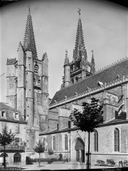 Cathédrale Notre-Dame et Saint-Privat - French architectural photographer