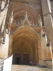 Cathédrale Notre-Dame et Saint-Privat -  Mende, Cathedral