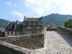 Pont Notre-Dame - Français:   Mende - Pont Notre-Dame - La chaussée