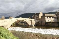 Pont Notre-Dame - Français:   Pont Notre-Dame à Mende