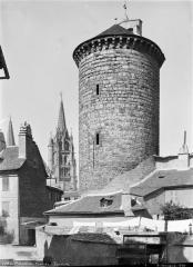 Tour des Pénitents - French architectural photographer