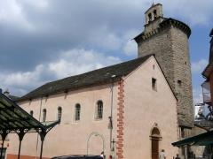 Tour des Pénitents - Français:   Mende - Chapelle et tour des Pénitents