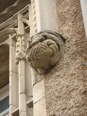 Maison - English: Arms of the Pagès de Pourcarès