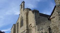 Eglise Saint-Sauveur-de-Chirac -  L'église du Monastier (Le Monastir-Pin-Moriès, Lozère, France)
