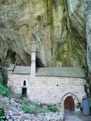 Chapelle Notre-Dame-de-Cénaret de Saint-Chély-du-Tarn - Français:   Saint-Chély-du-Tarn - Une chapelle