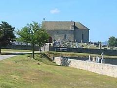 Ancienne église - Français:   Saint-Pierre-le-Vieux (Lozère)