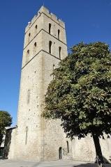 Eglise Notre-Dame del Prat - English: Église Notre-Dame del Prat d'Argelès-sur-Mer