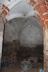 Hameau du Taxo d'Avall - Français:   Taxo d\'Avall - église - intérieur