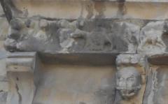 Eglise Sainte-Marie - Català: La Dormició de la Mare de Déu, a Santa Maria del Voló