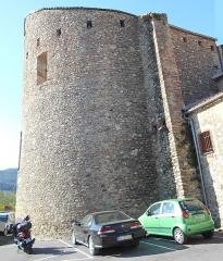 Eglise Sainte-Marie - Català: Absis de Santa Maria del Voló